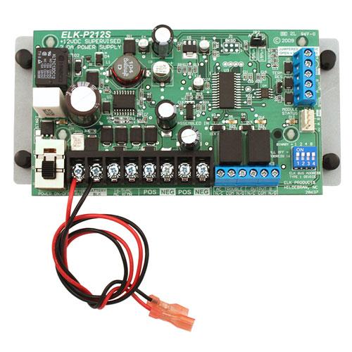 ELK Supervised Remote Power Supply