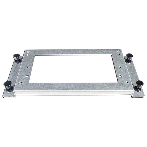 Mounting Plate for Structured Wiring Enclosures