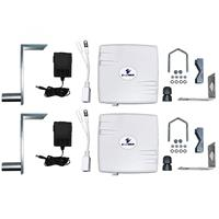 Wireless Bridge Kit - Contains Two Paired Wireless