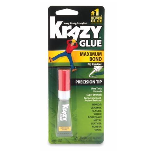 Krazy Glue Adv Gel 4G E/Es (4x12) 48/100