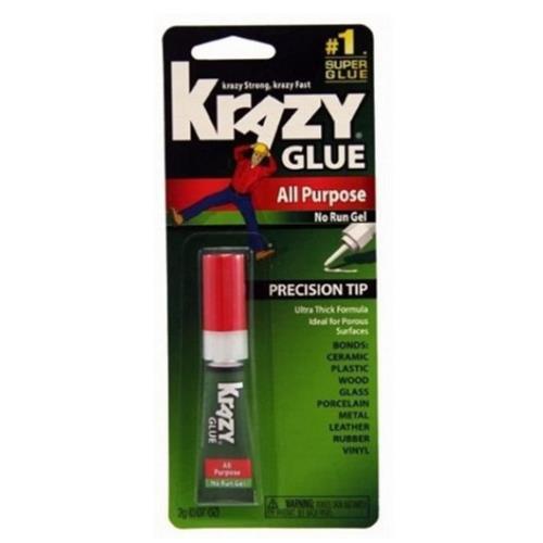 Krazy Glue All Purpose Gel 2G (4x12) 48/100