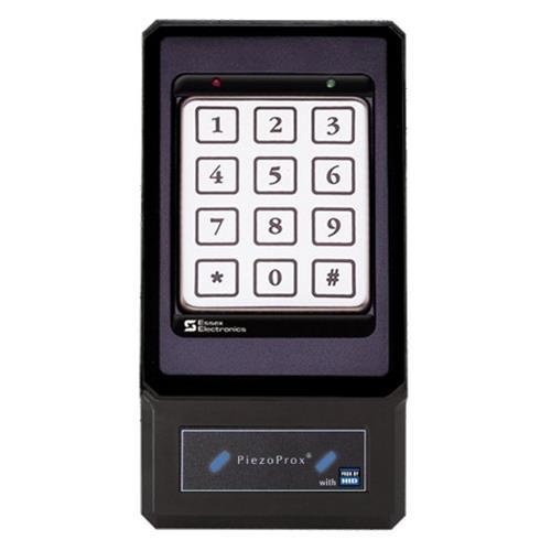 Essex Electronics PiezoProx - Dual Technology Keypad/Proximity Reader