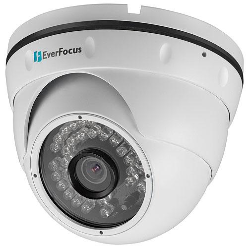 EverFocus EBN468 4MP IR, Outdoor Ball Network Camera