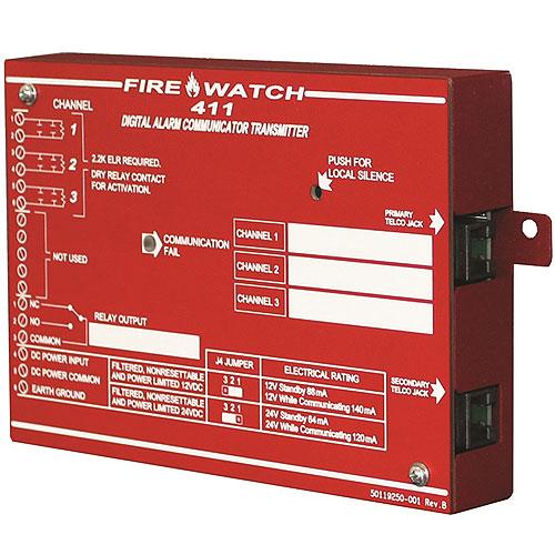 Fire-Lite 411UD Fire Alarm Control/Communicator