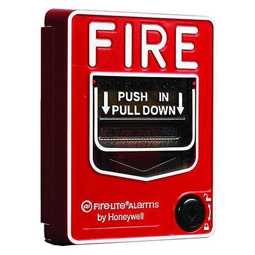 Fire-Lite BG-12LO Pull Station