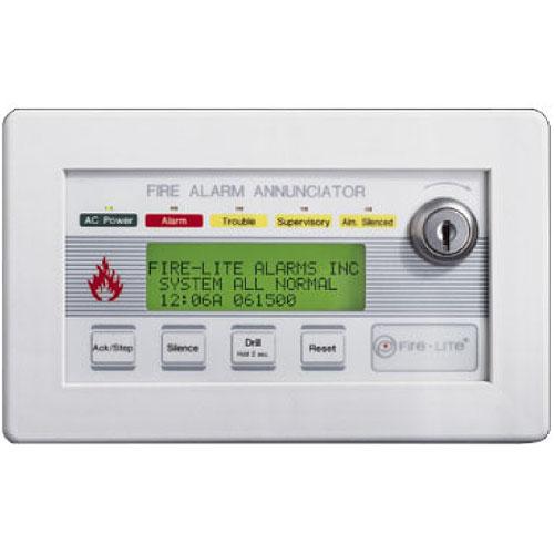 Fire-Lite LCD-80F Annunciator Module