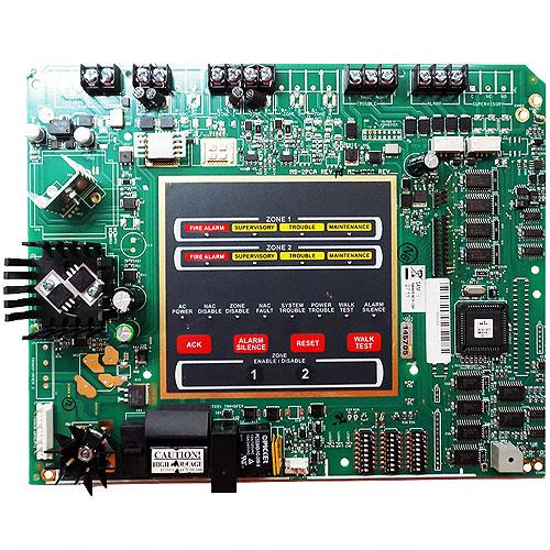 Fire-Lite FL-MS2 Fire Alarm Control Panel