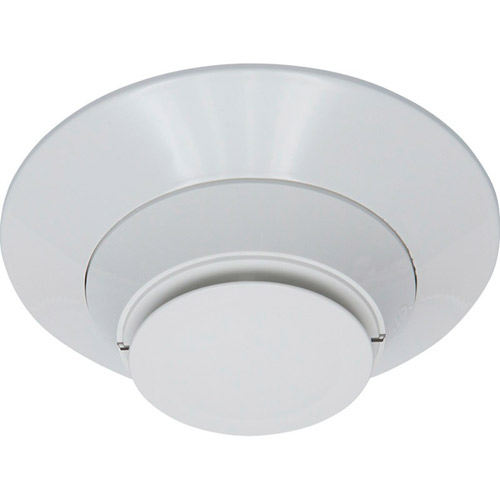 Photoelectric - Fire Detection - Ceiling Mount - White