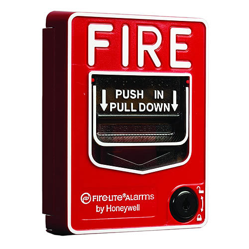 Fire-Lite W-BG12LX Pull Station