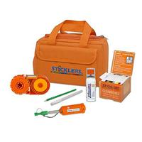 Sticklers MCC-FK-FTTA 1.25mm Fiber Cleaning Kit, 1500+ Cleanings