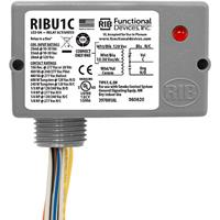 Functional Devices RIBU1C Pilot Control Relay