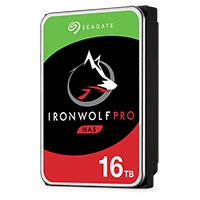 "Seagate IronWolf Pro ST16000NEA00 16 TB Hard Drive - 3.5"" Internal - SATA"