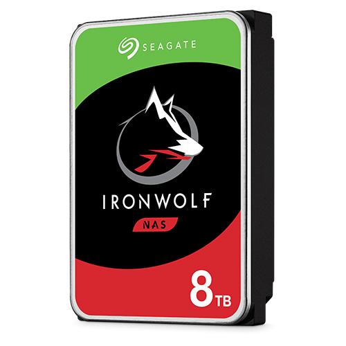 "Seagate IronWolf ST8000VNA04 8 TB Hard Drive - 3.5"" Internal - SATA (SATA/600)"