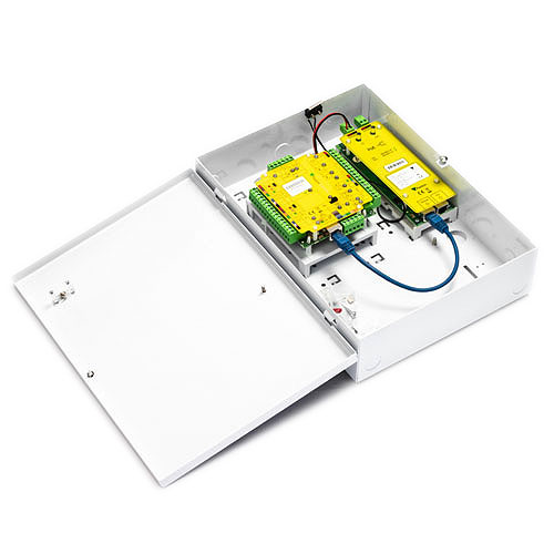 Paxton Access Net2 Plus Single Door Expansion Kit, PoE+ PSU