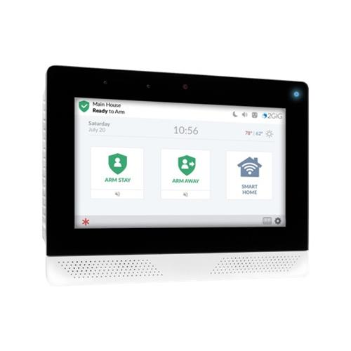 2GIG-EDG-RK EDGE Wireless Secondary Touchscreen Alarm Keypad for 2GIG panels