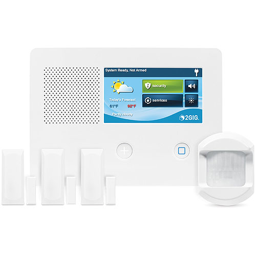 GC2E SECURITY & HOME CONTROL '3-1' KIT