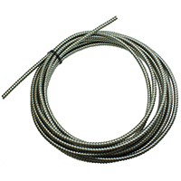 GRI 5702-25 Armored Cable 3/16 in. ID 25 ft.