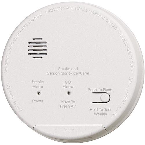 Gentex Combination Photoelectric Smoke and Carbon Monoxide Alarm