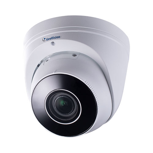 GeoVision 4 Megapixel Network Camera - Dome