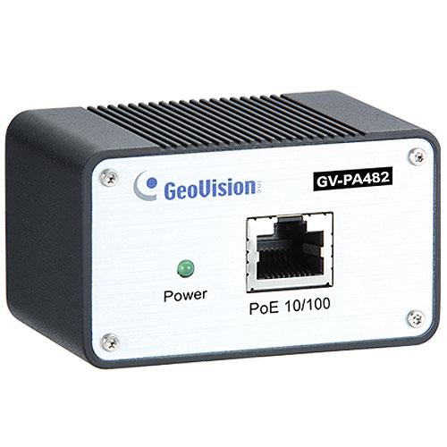 GeoVision GV-PA482 1-Port High PoE Injector (120W)