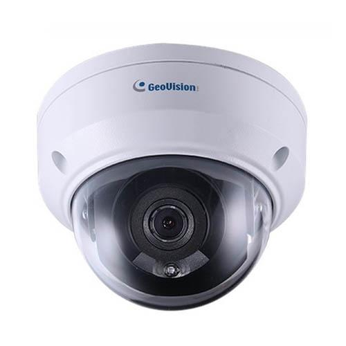 GeoVision GV-TDR4702-0F 4 Megapixel Network Camera - Dome