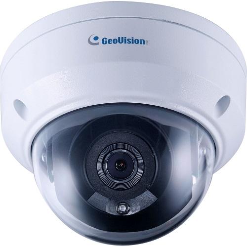 GeoVision GV-TDR4703-2F 4 MP H.265 Super Low Lux WDR Pro IR Mini Fixed IP Dome Camera