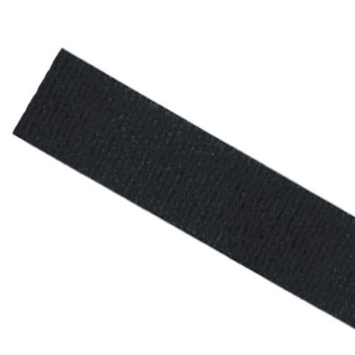 ICC ICACSQVKBK Bulk Velcro Qwik Tie 893, 75' Bk, 10pk