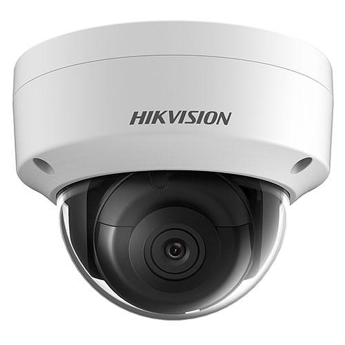 Hikvision Value DS-2CD2146G1-IS 4 Megapixel Outdoor Network Camera - Monochrome - Dome