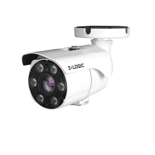 3xLOGIC VISIX VX-5M-B-RIAW-C256 5 Megapixel Network Camera - Bullet
