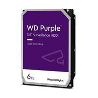 "WD Purple WD62PURZ 6 TB Solid State Drive - 3.5"" Internal - SATA (SATA/600) - Write Intensive"