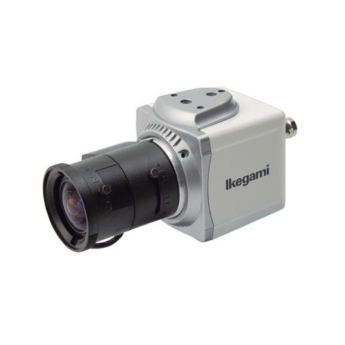 1/3-INCH COMPACT CUBE COLOR CAMERA,  5-50MM LENS &