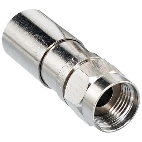 RTQ™ XR™ Reg/Tri/Quad  & Plenum F Connectors, 50-Pack