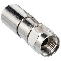Rtq™ Xr™ Reg/Tri/Quad  & Plenum F Connectors, 50-Pack