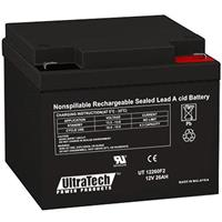 UltraTech IM-12260F2 12 Volt 26.0 Ah Sealed Lead Acid Battery - F2 Terminal