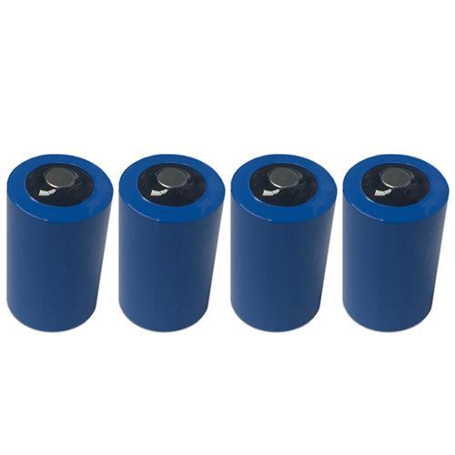 UltraTech  IM-LS14250N Hi Cap 1/2 AA 1200 mA Lithium Battery