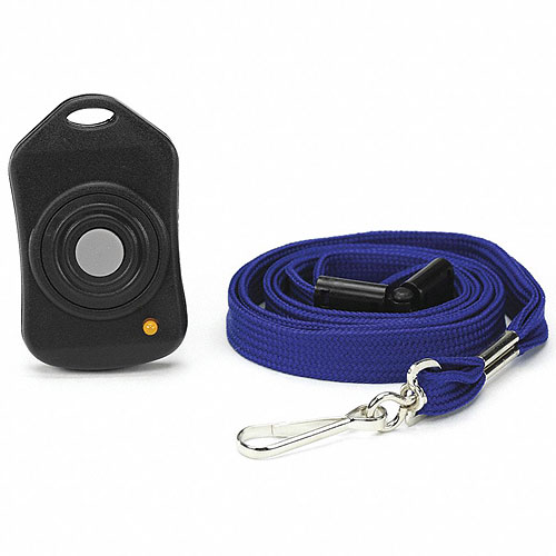 Stanley RoamAlert AR3TA01-00A Asset Tag, 1 29/32 in Length, 23/64 in Width, 61/64 in Height, For Use With Roam Alert System