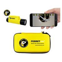 Jonard Tools Ferret Pro CF-200 Multipurpose Wireless Inspection Camera & Cable Pulling Tool