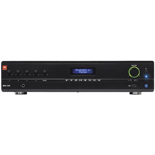 JBL NVMA160-0-US 60W V-Series Mixer/Amp 12V