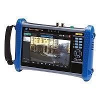 IDEAL NETWORKS SecuriTEST IP - Digital/Analog/HD Coax CCTV Tester
