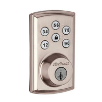 Smartcode 888 Touchpad Deadbolt Satin Nickel