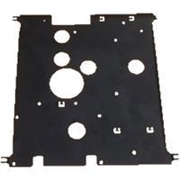 Kantech KT-2-MP Metal Mounting Plate, Retrofit for KT-300 Metal Cabinet