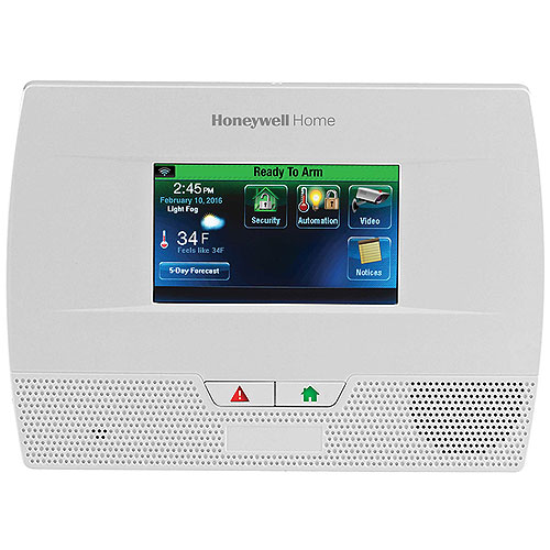 Honeywell Home L5210-24 LYNX™ Touch All-In-One Home and Business Control System With 24-Hour Battery