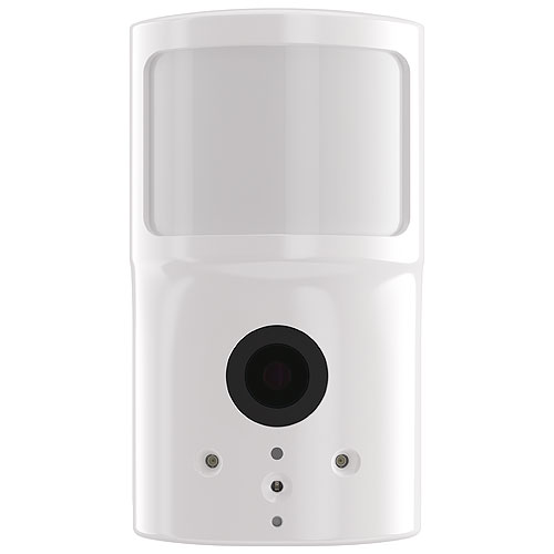 Alarm.com ADC-IS-300-LP Image Sensor Motion, Compatible with DSC, 2GIG, Interlogix  & Qolsys