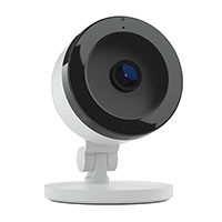 Alarm.Com Indoor Wireless IP Fixed Camera W/ Nig
