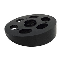 Alarm.com ADC-VACC-DB-WM Skybell Wedge Mount Plate, 15 Degree Angle for Skybell HD Camera ADC-VDB101 & ADC-VDB102
