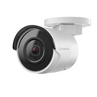 Indoor/Outdoor POE Mini Bullet 1080p Camera With