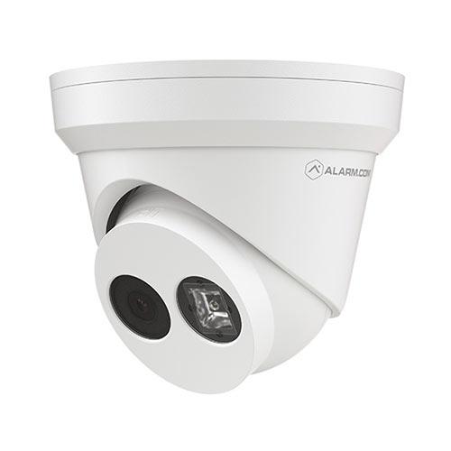 Indoor/Outdoor 1080p POE Turret Camera With 2.8m