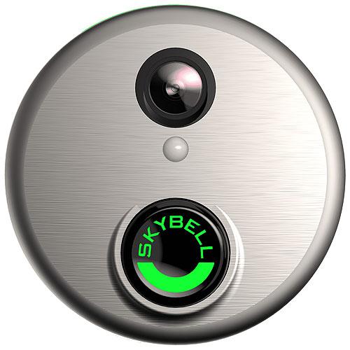 Alarm.com Wi-Fi Doorbell Camera SkyBell HD Edition