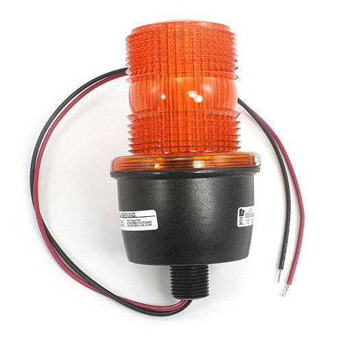 Linear 2510-337 Flashing Strobe Signal Light, Amber