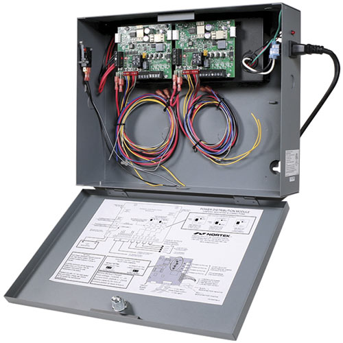 12/24vdc Power Supply, 10a, 4 Output